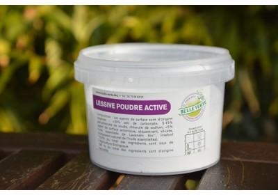Lessive Poudre Active - 500 gr (avec consigne)