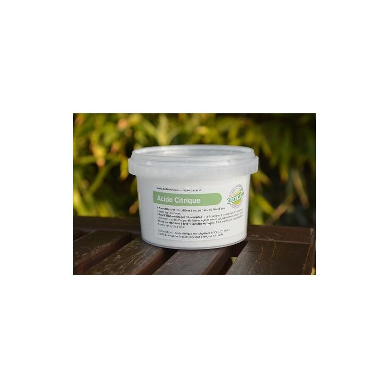 Acide citrique - 500 gr (avec consigne)