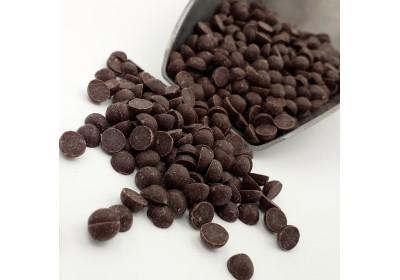 Pépites de chocolat noir 60% - 100 gr - Bio