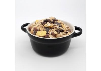 Muesli chocolat noir - 100 gr - Bio
