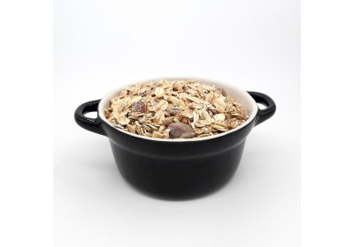 Muesli 4 céréales & fruits - 100 gr - Bio