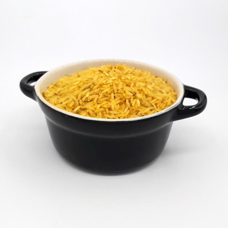 Riz basmati aux épices - Mélange indien - 100gr - Bio