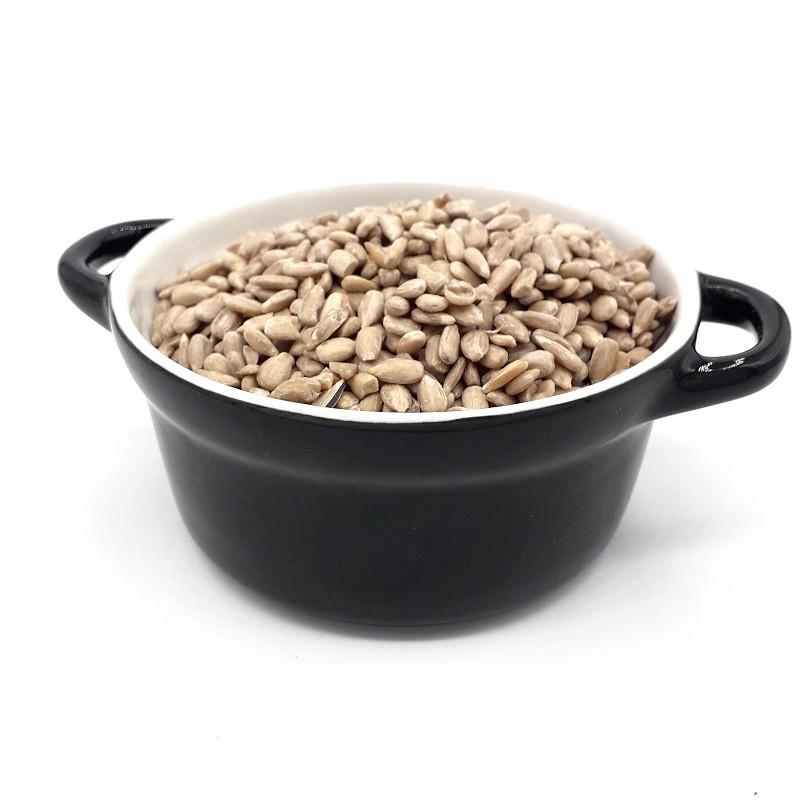 Graines de tournesol décortiquées - 100 gr - Bio