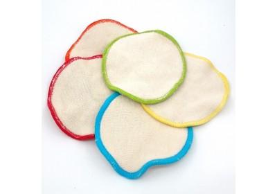 Disques à démaquiller couleurs vrac (l'unité)