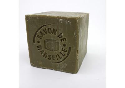 Savon de Marseille à l'huile d'olive - cube 300gr