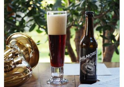 Bière Blues (Noire - Philmore) - Bio & Local (33 cl)