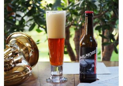 Bière Cumbia (Ambrée) - Bio et Local (33cl)