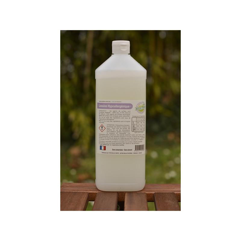 Lessive Hypoallergénique  (bouteille consignée)