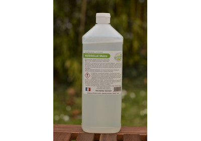 Vaisselle mains (bouteille consignée)