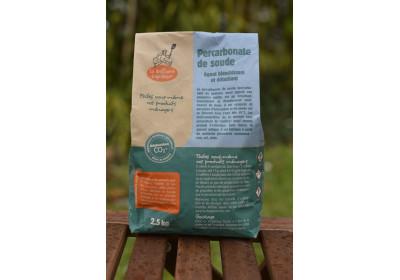 Percarbonate de soude (sac) - 2,5 kg