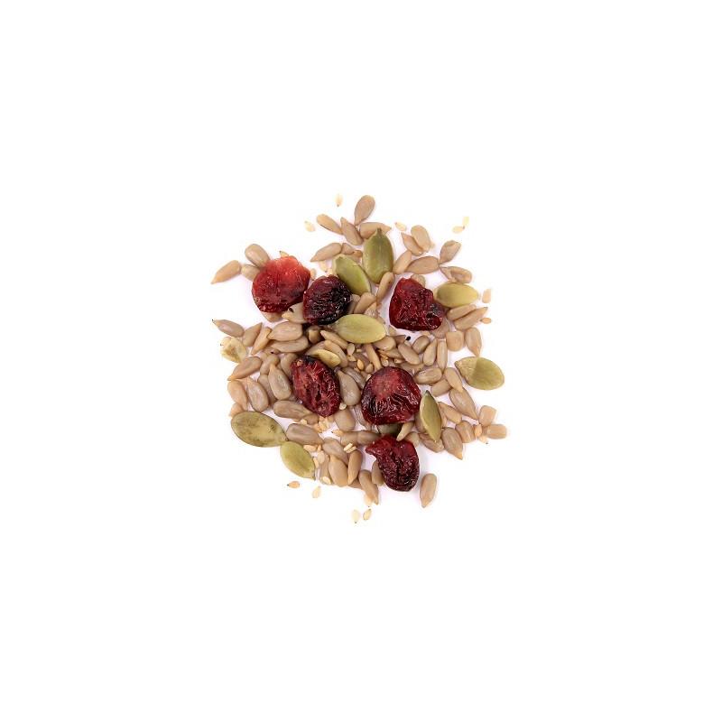 Mélange salade cranberry - 100 gr - Bio