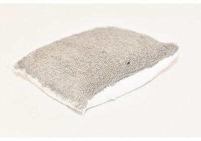 Eponge à vaisselle coton bio et synthétique