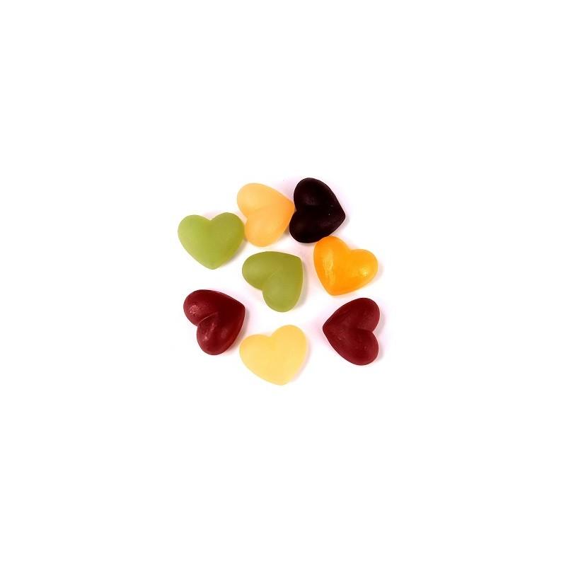 Coeurs - 100 gr - Bonbons Bio & Vegan