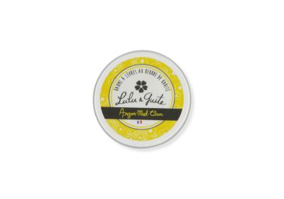 Baume à lèvres - Argan, Miel, Citron - Lulu & Guite