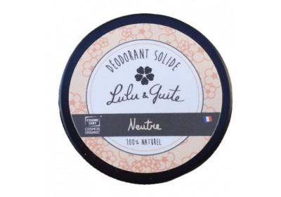 Déodorant solide neutre - Lulu & Guite