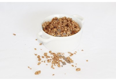 Muesli croustillant chocolat - 100 gr - Bio