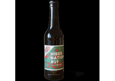 Tête haute - Hibernation19 - Bio & Local - (33 cl)