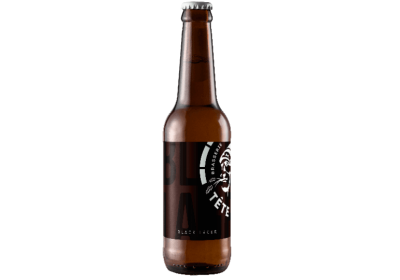 Tête haute - Bière brune- Bio & Local - (75 cl)
