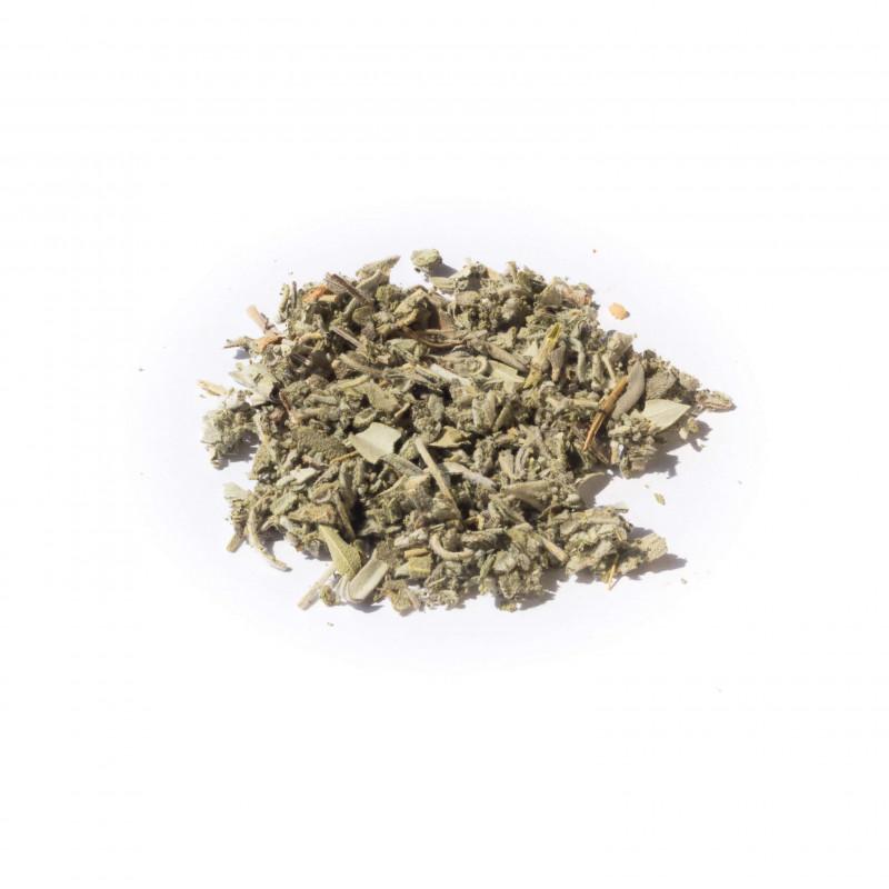 Sauge - feuilles coupées - 20 gr - Bio