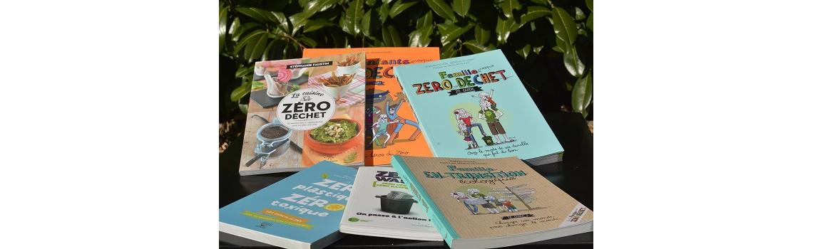 Des livres pour tout connaître sur le zéro déchet