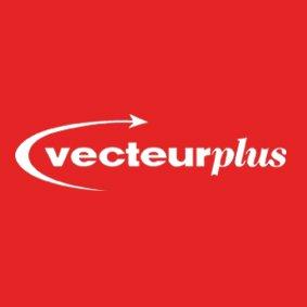 Logo Vecteur plus